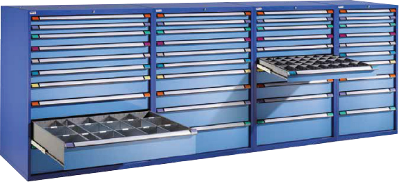 Thurmetall - Drawer systems